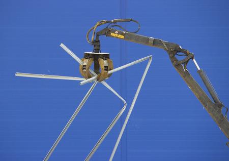 hoists: hydraulic manipulator