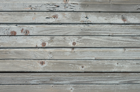 Old wooden planks texture for background. photo