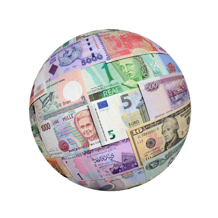 us paper currency: Background from paper money of the different countries.