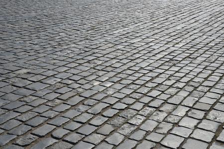 Resumen de antecedentes de pavimento de adoquines de cerca.