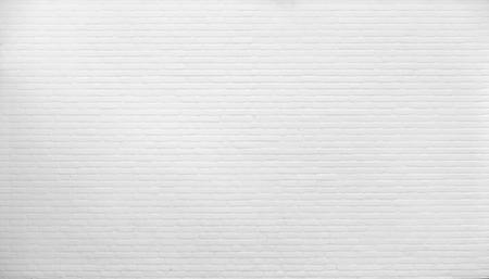 Tło. Mur z cegły pomalowane białą farbą. Zdjęcie Seryjne