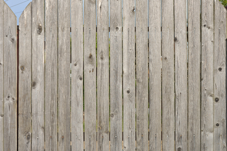 wooden fence: Old wooden fence texture for background.
