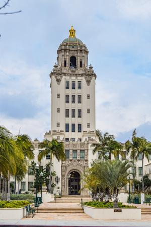 beverly hills: City Hall Beverly Hills, California