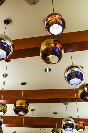 luster: Vintage Chrystal chandelier close up luster and electrolier