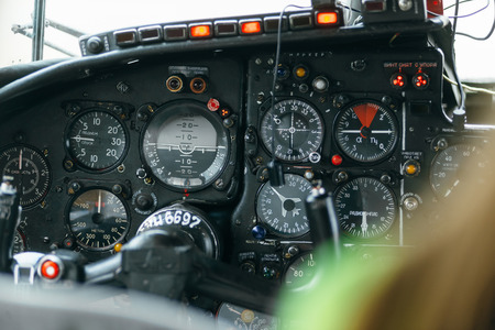 turbofan: An-24rb - inside the cockpit Editorial