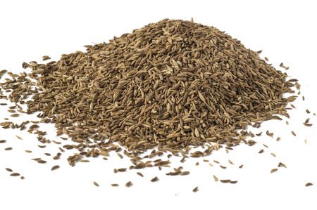 caraway: Seasoning caraway seeds for meat and fish foodstuff.