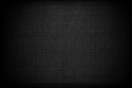 Black background with scratched carbon texture photo