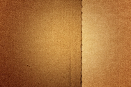 Paperboard. Cardboard background. Paper texture photo