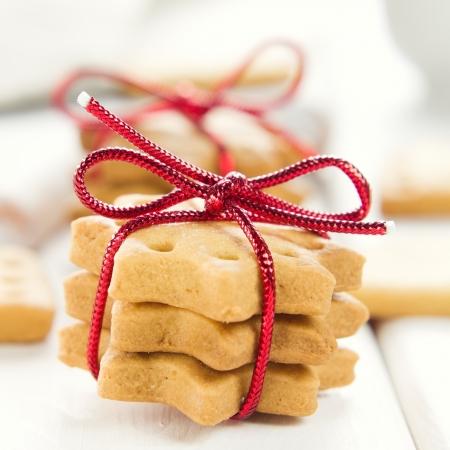 Vánoční cukroví Reklamní fotografie