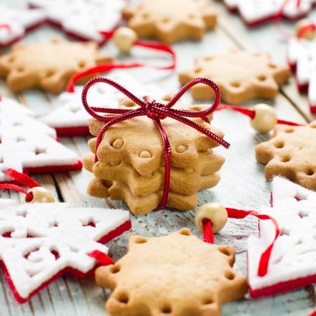 Christmas cookies Imagens - 16723497
