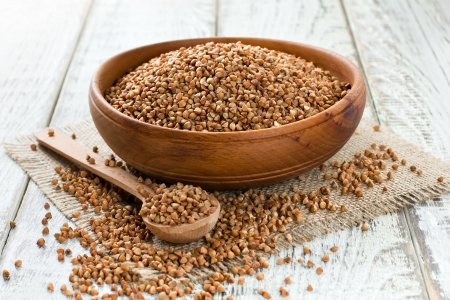 groat: Buckwheat