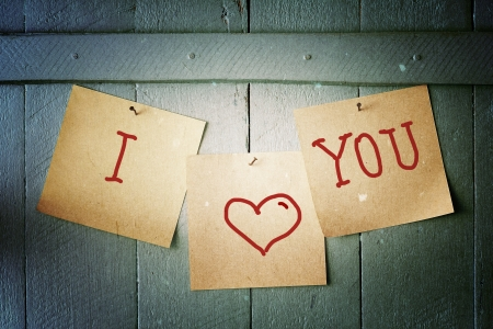 Love notes photo