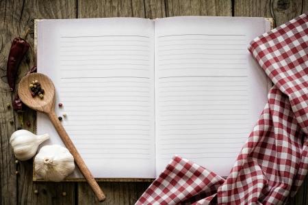 요리 책 스톡 콘텐츠