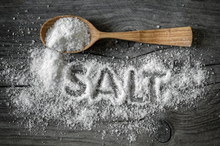 Salt Stock Photo