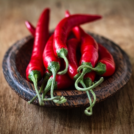 spicy chilli: Chili pepper