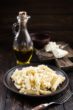 penne: Pasta dish