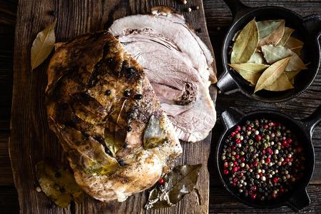 belly pepper: Pork Stock Photo