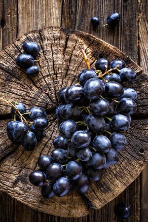 grapes Standard-Bild