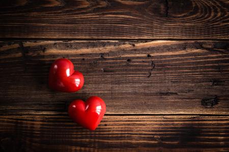 el coraz�n de san valent�n: San Valent�n coraz�n  Foto de archivo