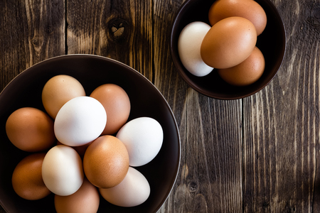 eieren Stockfoto