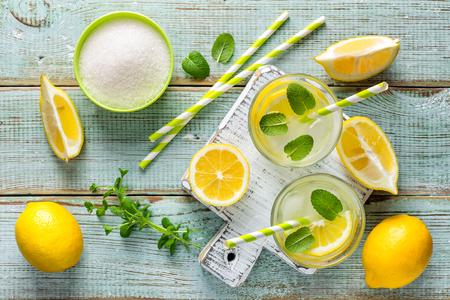 lemonade: limonada