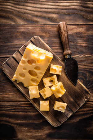 emmental: cheese