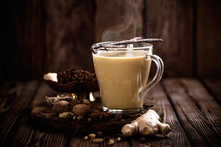 épices: thé masala chaï