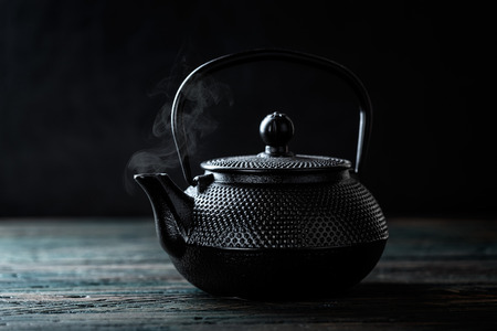 cast iron kettle black cast iron teapot
