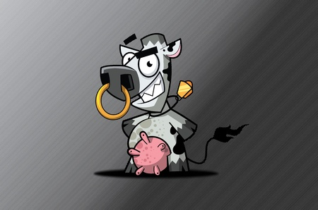 Cow_Character_Illustration