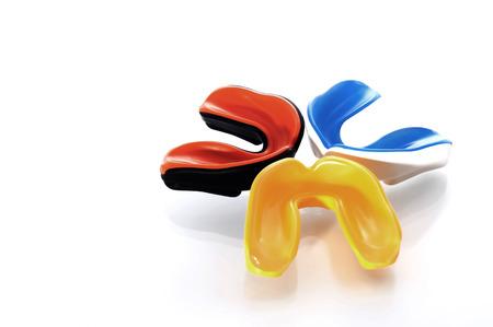 Protège-Dents Banque d'images - 25601201