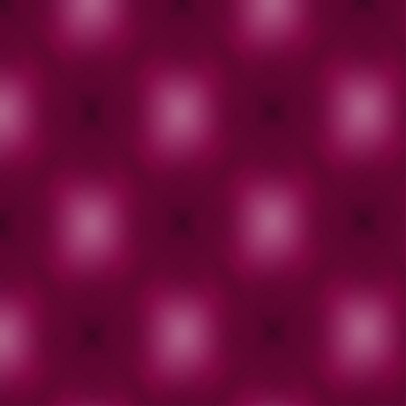 Large simple three-dimensional purple rhombuses seamless pattern Illustration