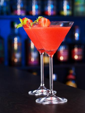 daiquiri: Strawberry daiquiri