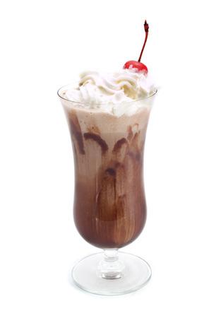 caloric: Ingredients:  Chocolate ice-cream Milk Cocoa