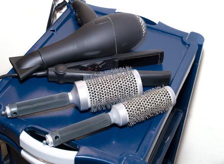 hair drier: Hair Dryer and Hair Brushes