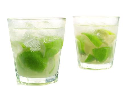 Caipirinha cocktail  photo