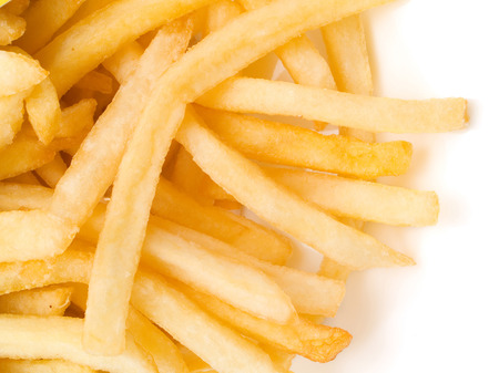 fast food: Fries franc�s
