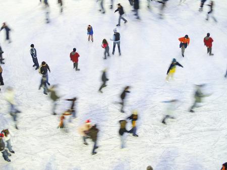 patinaje sobre hielo: Patinaje sobre hielo