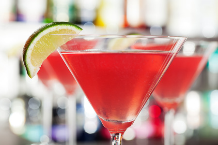 A cosmopolitan, or informally cosmo, is a cocktail made with vodka.