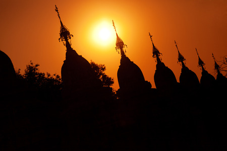temple: Kuthodaw Pagoda is a Buddhist stupa, located in Mandalay, Burma (Myanmar), that contains the worlds largest book.