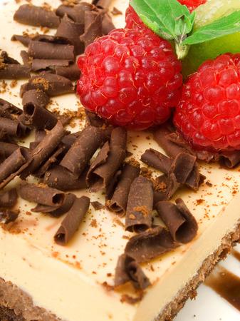 clr: Chocolate cake