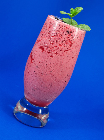 highkey: Bluberry yogurt