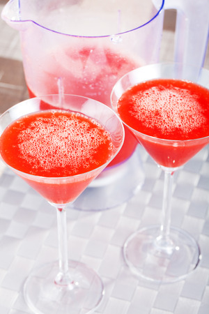 Strawberry Daiquiri photo