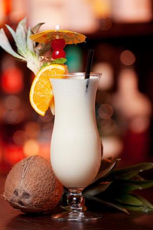 pina colada: Cocktail collection - Pina Colada