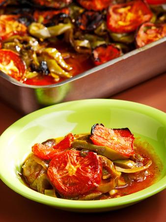 imam: Imam Bayildi - traditional Turkish dish