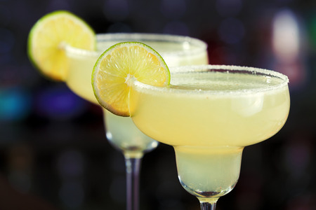 margarita glass: The margarita  Stock Photo