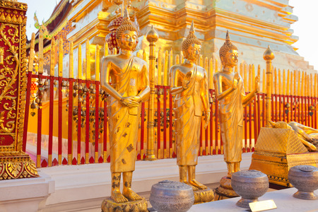 doi: Wat Phrathat Doi Suthep