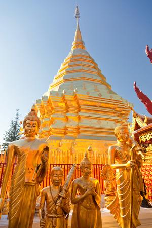 doi: Wat Phrathat Doi Suthep
