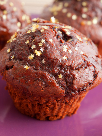frosting': Cupcakes with chocolate frosting