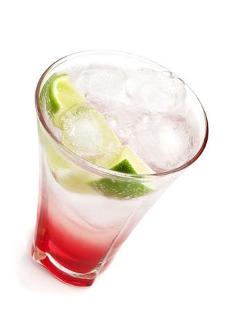 oz: Ingredients:  2 dashes angostura bitters 4 oz pineapple 1 oz cranberry juice 1 12 oz white rum