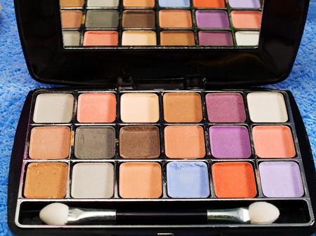 eyeshadow: Eyeshadow Stock Photo